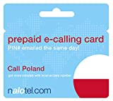 Prepaid Phone Card - Cheap International E-Calling Card $10 for Poland with Same