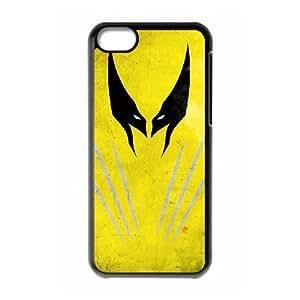 iPhone 5C Phone Cases Black Wolverine FNR734439