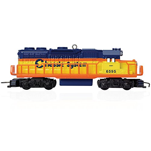 - Hallmark Keepsake Ornament: LIONEL Chessie System Locomotive Train : 20th in the LIONEL Trains series