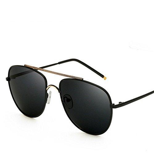 Chahua Lunettes de soleil Lunettes de soleil mode brillant dans les lunettes classic les hommes et les femmes.