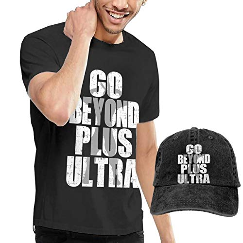 Go Beyond Plus Ultra T-Shirt Short Sleeve Denim