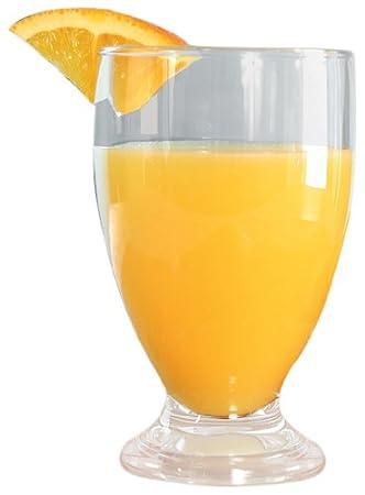Camco 43861 RV 9 oz Polycarbonate Wine Glass - 2 pack