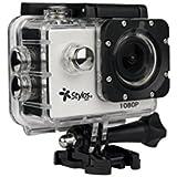 Action Camera 2, Ultra Wide 110 Lens, Sport 12 mpx Video HD 1920x1080 AVI Format Waterproof Housing, MicroSD Slot, Rechargeable Battery, STYLOS TECH