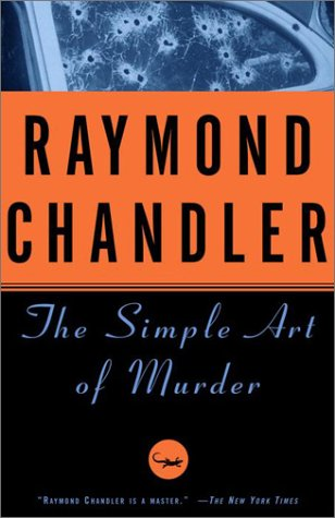 book cover of The Simple Art of Murder