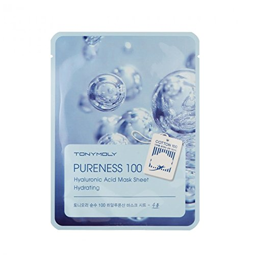TONYMOLY Pureness Hyaluronic Acid Sheet product image