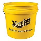 Meguiar's Yellow Bucket, 3.5 gallon capacity