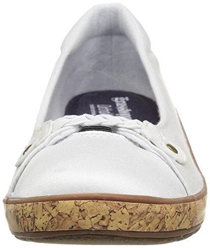 Gresshopper Kvinners Havnen Kile Mote Sneaker Hvit