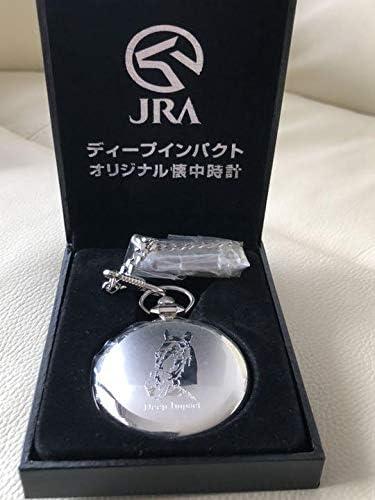 JRA ディープインパクト 懐中時計
