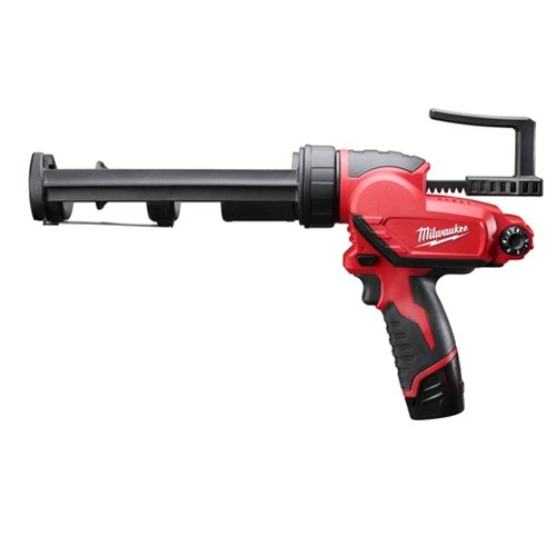 New Milwaukee 2441-21 M12 12 Volt Cordless 10oz Caulk Gun Kit Sale W/ Battery