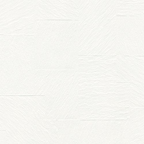 シンコール  壁紙40m  モダン  ホワイト  BB-8684 B075CXX2JW 40m|ホワイト
