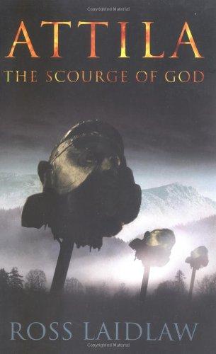 book cover of Attila