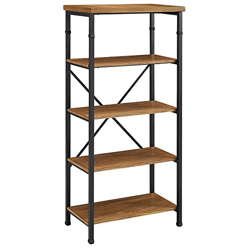 (Austin Four Shelf Bookcase - 54