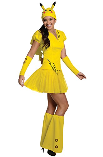 Pikac (Female Video Game Halloween Costumes)