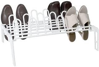 product image for Merrick 9 Pair Shoe Tubular Shoe Rack