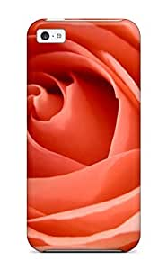 For Iphone Case, High Quality Flower For Iphone 5c Cover Cases WANGJING JINDA