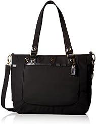 Travelon Anti-Theft Ltd Tote Bag, Black