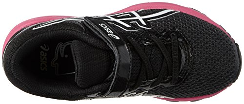 Asics Unisex-Kinder Gt-1000 6 Ps Gymnastikschuhe Grau (Dark Grey/white/rouge Red)