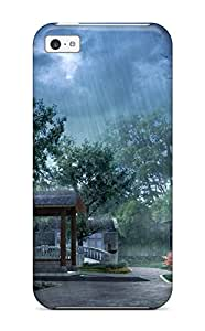 Oscar M. Gilbert's Shop Best Shock-dirt Proof Japan Digital Nature Case Cover For Iphone 5c
