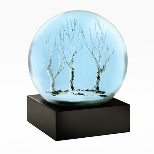 Blue Winter Snow Globe by CoolSnowGlobes®
