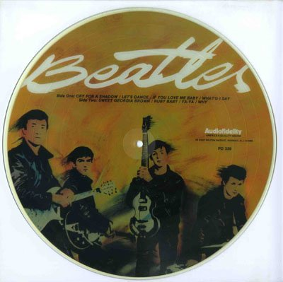 Beatles Picture Disc PD 339