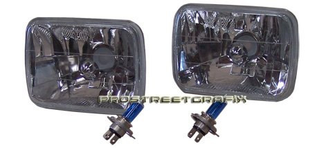 89-94 NISSAN 240SX XENON HEADLIGHT EURO CLEAR CONVERSION KIT