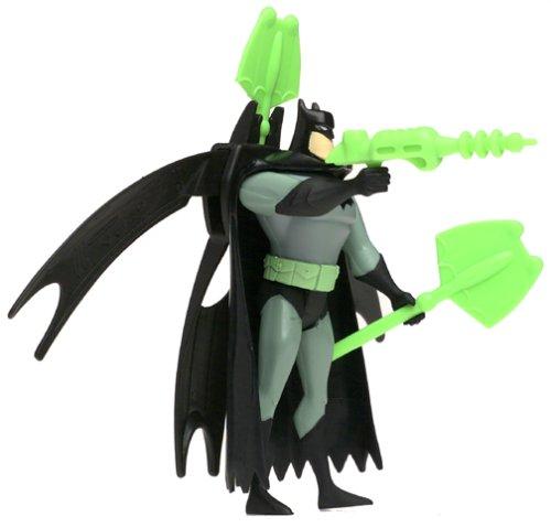 Batman: The New Batman Adventures Mission Masters 4 Deluxe Shadow Copter Batman Action Figure