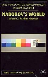 Nabokov's World: Reading Nabokov