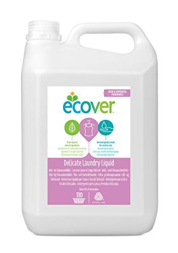 Ecover Ökologisches Woll- und Feinwaschmittel, 5 l