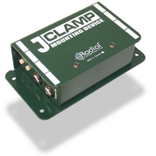 Radial J Clamp Direct Box Mount