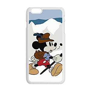 SANLSI Mickey Mouse Phone Case for iPhone 6 Plus Case