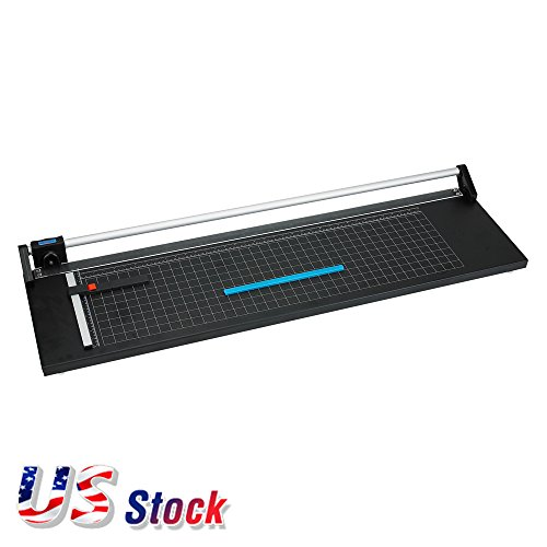 (US Stock 36 Inch Precision Rotary Paper Trimmer, Photo Paper Cutter)