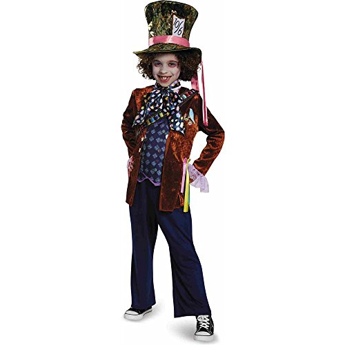 Disguise Hatter Through Looking Costume