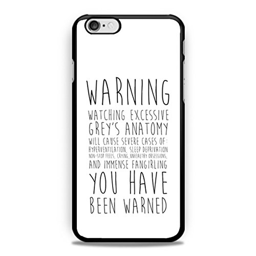 Grey's Anatomy iPhone 6 plus, iPhone 6s plus Case