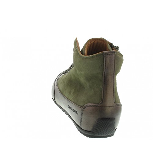 Femme Cooper Candice Sneakers Vert Basses S6RFxYn