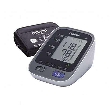 Amazon.com: Omron M6 HEM-7322-ME LED Blood Pressure Monitor: Home Audio & Theater