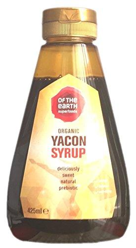 Of The Earth Organic Yacon Syrup 425ml
