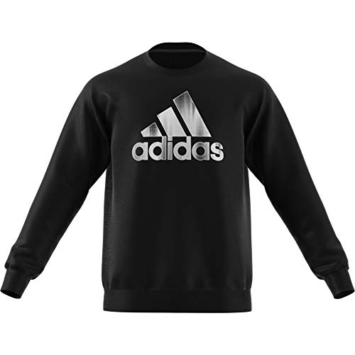 Adidas Comm Hombre negro Crew Sudadera G Negro 88Tqdr