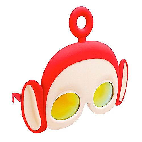 Costume Sunglasses Teletubbies Po Red Sun-Staches Party Favors UV400]()