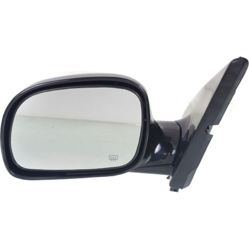 (Make Auto Parts Manufacturing - CARAVAN 96-00 MIRROR LH, Power, Heated, Manual Folding, PTM, w/o Memory, w/o Auto Dimming - CH1320141)