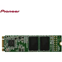 Pioneer 120GB Solid State Drive, M.2 2280 SSD SATA 6Gb/s Shock-proof, Marvell controller, LPDC error correction, SMART self-monitoring, PC Laptop upgrade(APS-SM1-120)