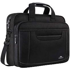 MATEIN Laptop Briefcase, 15.6 Inch Lapto...