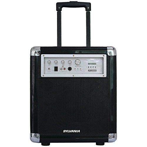 sylvania-bluetooth-pa-system-with-microphone-and-fm-radio