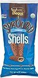 Unique Pretzels Sprouted Pretzel Shells, 8 Ounce, 12 Bags For Sale