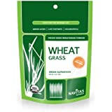 Navitas Naturals Organic Wheatgrass Powder, 1-Ounce Pouches