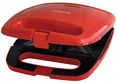 Kitchen Selectives Sandwich Maker (Red)