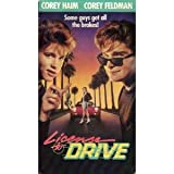 License To Drive VHS Tape