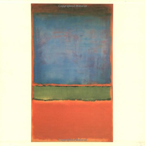 Mark Rothko: The Works on Canvas