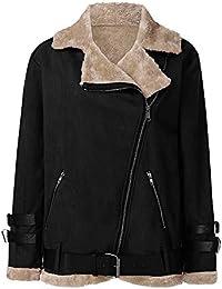 Women's Petite Fur Faux Fur Outerwear | Amazon.com