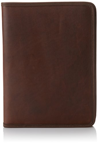 Jack Georges Letter Size Writing Pad, Brown, One Size by Jack Georges