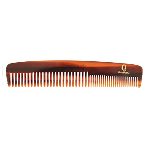 Q Bros Duo Comb Hair and Mustache by Kent